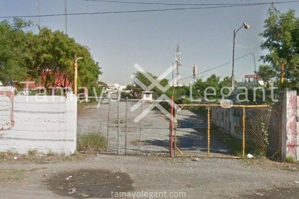 Foto de terreno habitacional en venta en  , villas de anáhuac, general escobedo, nuevo león, 6137732 No. 01