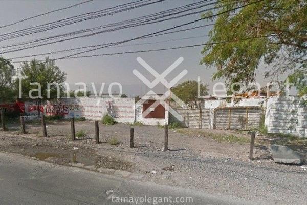Foto de terreno habitacional en venta en  , villas de anáhuac, general escobedo, nuevo león, 6137732 No. 02