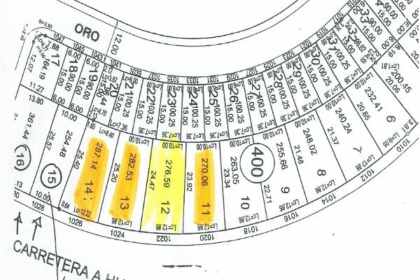 Foto de terreno comercial en venta en  , joyas del pedregal, apodaca, nuevo león, 2642142 No. 02