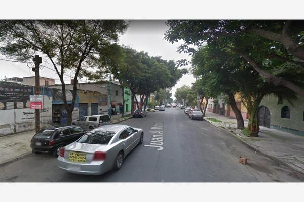 Foto de terreno habitacional en venta en juan a. mateos 00, obrera, cuauhtémoc, df / cdmx, 0 No. 02