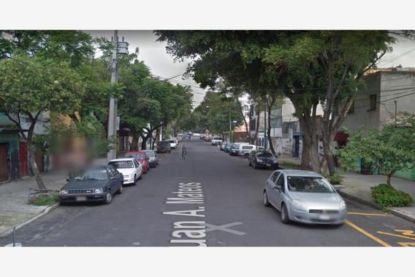 Foto de terreno habitacional en venta en juan a. mateos 00, obrera, cuauhtémoc, df / cdmx, 0 No. 03