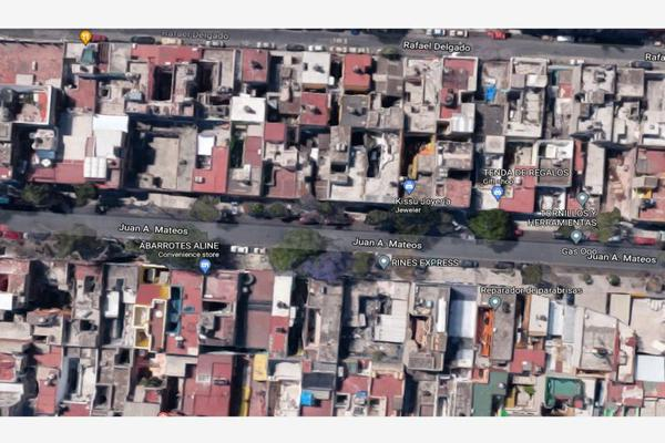 Foto de terreno habitacional en venta en juan a. mateos 00, obrera, cuauhtémoc, df / cdmx, 0 No. 04