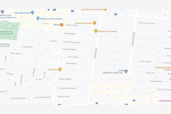 Foto de terreno habitacional en venta en juan a. mateos 00, obrera, cuauhtémoc, df / cdmx, 0 No. 06