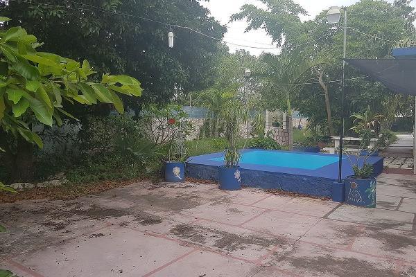 Foto de terreno habitacional en venta en  , juan b sosa, mérida, yucatán, 5688459 No. 04