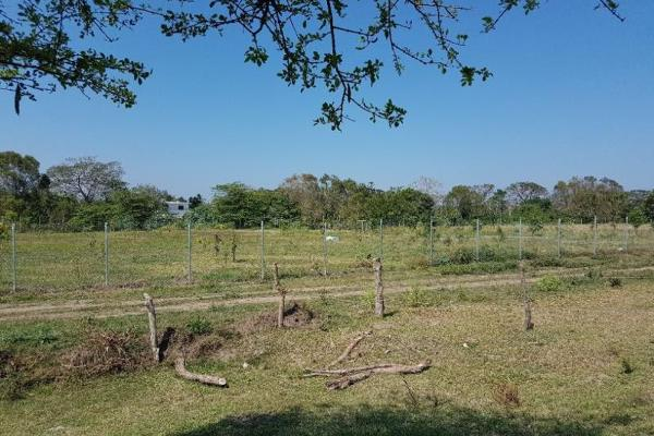 Foto de terreno habitacional en venta en juan de afaro , medellin de bravo, medellín, veracruz de ignacio de la llave, 5358397 No. 01