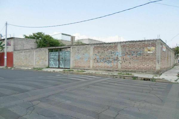 Foto de terreno habitacional en venta en juan escutia , darío martínez ii sección, valle de chalco solidaridad, méxico, 20248065 No. 01