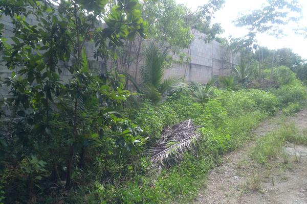 Foto de terreno habitacional en venta en juan galvan , alfredo v bonfil, benito juárez, quintana roo, 0 No. 02