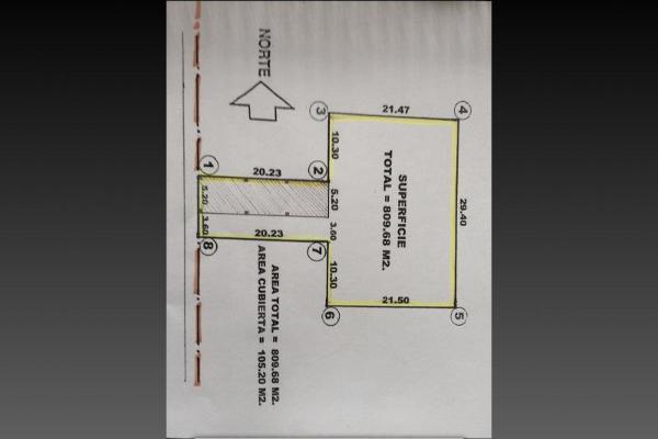 Foto de terreno habitacional en venta en juan mendez 1257, sarabia, monterrey, nuevo le?n, 3031181 No. 12