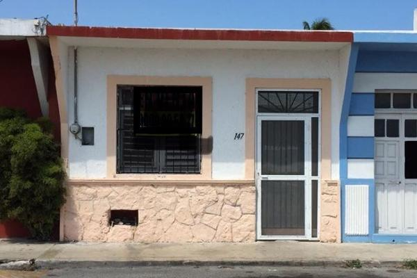 Foto de casa en venta en  , juan montalvo, progreso, yucatán, 6168184 No. 01