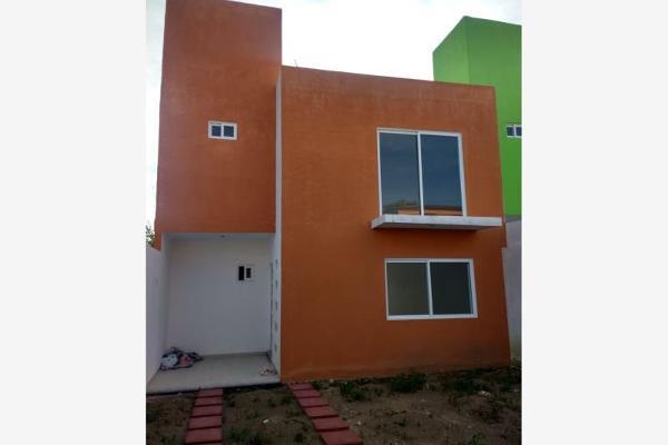 Foto de casa en venta en  , juan morales, yecapixtla, morelos, 5819635 No. 01