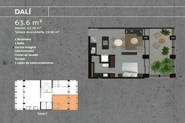 Foto de departamento en venta en juan ruiz de alarcon , moderna, guadalajara, jalisco, 0 No. 10