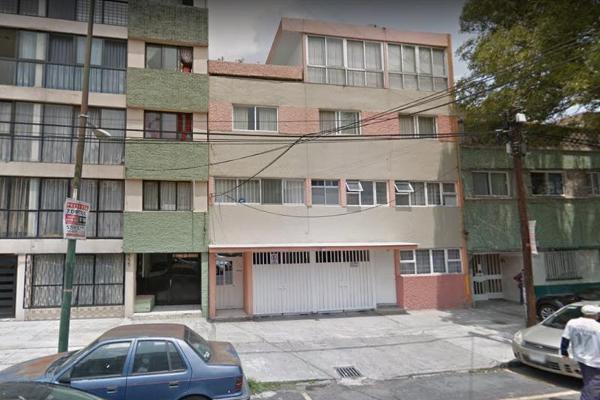 Foto de departamento en venta en juan sanchez azcona 547, narvarte poniente, benito juárez, df / cdmx, 5931428 No. 01