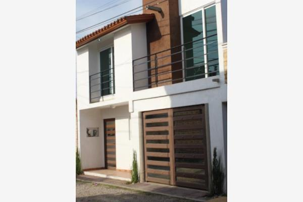 Foto de casa en venta en juarez 10, a?o de ju?rez, cuautla, morelos, 6168478 No. 01