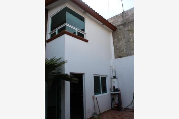 Foto de casa en venta en juarez 10, a?o de ju?rez, cuautla, morelos, 6168478 No. 14