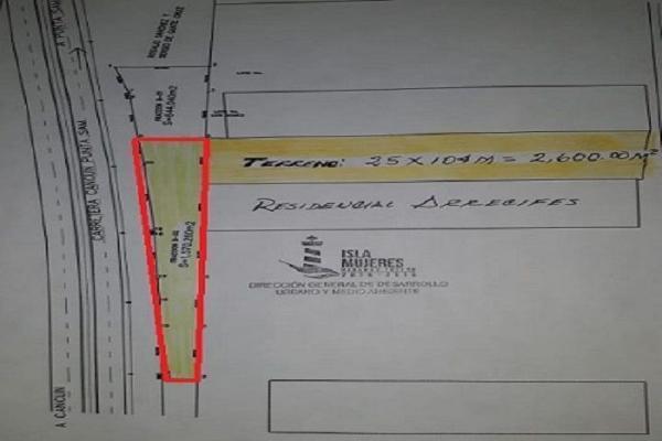 Foto de terreno habitacional en venta en  , juárez, benito juárez, quintana roo, 8105750 No. 07