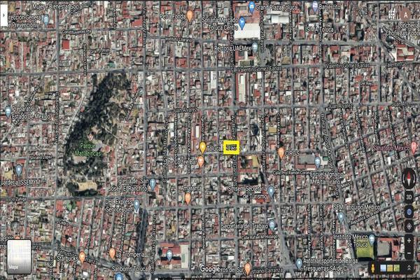 Foto de terreno habitacional en venta en juarez , centro, toluca, méxico, 16084439 No. 02