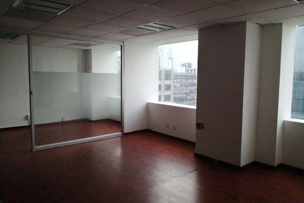 Foto de oficina en renta en  , juárez, cuauhtémoc, df / cdmx, 12261466 No. 02