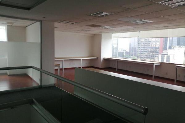 Foto de oficina en renta en  , juárez, cuauhtémoc, df / cdmx, 12261466 No. 05