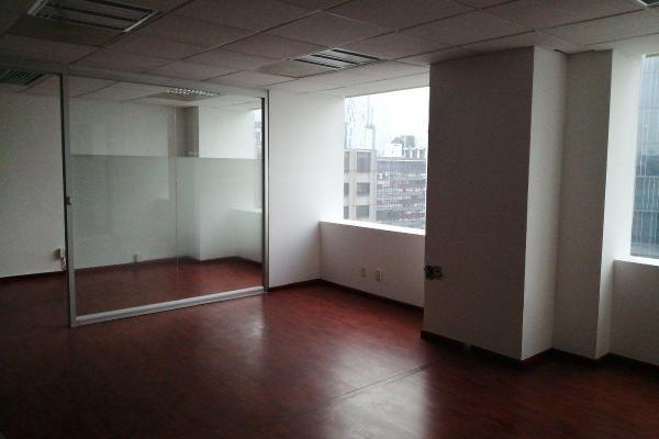 Foto de oficina en renta en  , juárez, cuauhtémoc, df / cdmx, 12261466 No. 18
