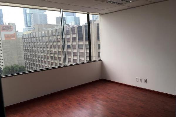 Foto de oficina en renta en  , juárez, cuauhtémoc, df / cdmx, 12261466 No. 24