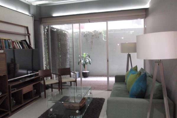 Foto de departamento en renta en  , juárez, cuauhtémoc, df / cdmx, 12265654 No. 06
