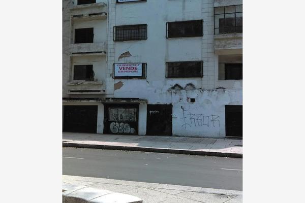 Foto de terreno habitacional en venta en  , juárez, cuauhtémoc, df / cdmx, 5771654 No. 01