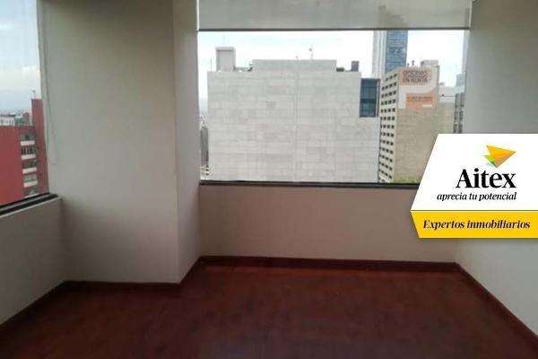 Foto de oficina en renta en  , juárez, cuauhtémoc, df / cdmx, 8850676 No. 03