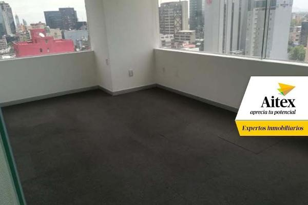 Foto de oficina en renta en  , juárez, cuauhtémoc, df / cdmx, 8850676 No. 04