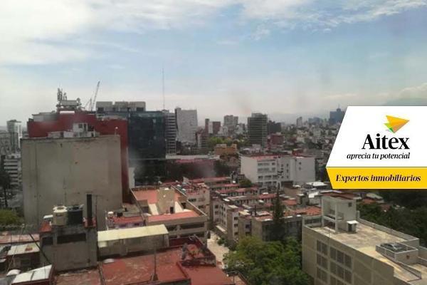 Foto de oficina en renta en  , juárez, cuauhtémoc, df / cdmx, 8850676 No. 05