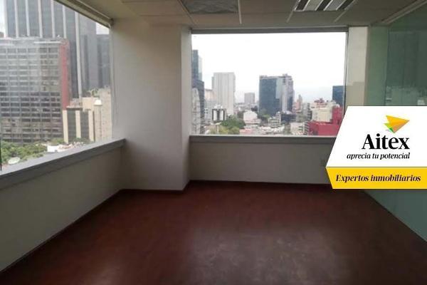 Foto de oficina en renta en  , juárez, cuauhtémoc, df / cdmx, 8850676 No. 06