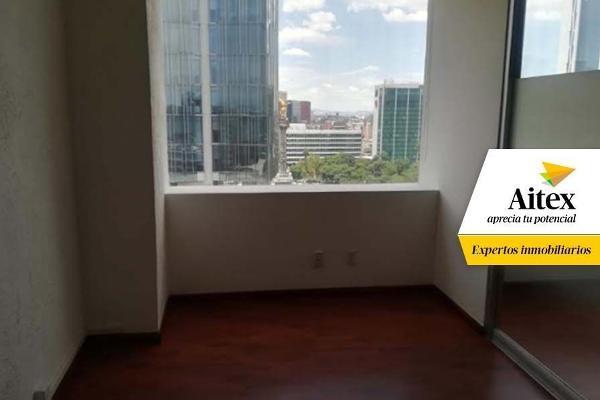 Foto de oficina en renta en  , juárez, cuauhtémoc, df / cdmx, 8850676 No. 10