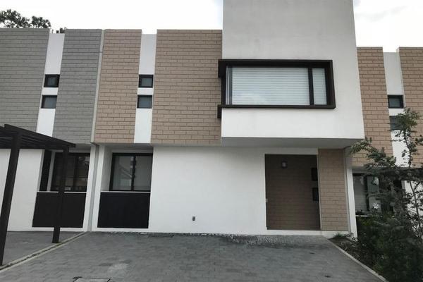 Foto de casa en renta en  , juárez (los chirinos), ocoyoacac, méxico, 7249257 No. 01