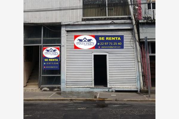 Foto de local en renta en juarez s/m, veracruz centro, veracruz, veracruz de ignacio de la llave, 10084551 No. 01