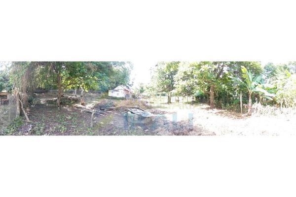 Foto de terreno habitacional en venta en  , juárez, tuxpan, veracruz de ignacio de la llave, 5857827 No. 10