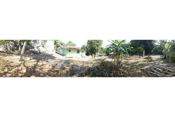Foto de terreno habitacional en venta en  , juárez, tuxpan, veracruz de ignacio de la llave, 5857827 No. 11