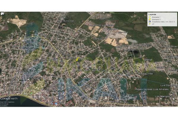 Foto de terreno habitacional en venta en  , juárez, tuxpan, veracruz de ignacio de la llave, 5857827 No. 15