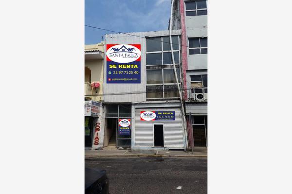 Foto de edificio en renta en juarez , veracruz centro, veracruz, veracruz de ignacio de la llave, 10080517 No. 01