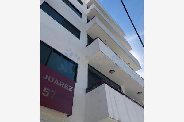 Foto de departamento en venta en juárez x, miguel hidalgo, cuernavaca, morelos, 6168598 No. 01