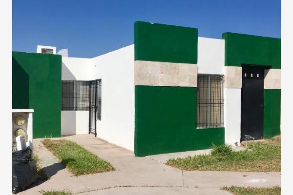 Foto de casa en venta en julio verne 12, villas de la ibero, torreón, coahuila de zaragoza, 5391822 No. 01