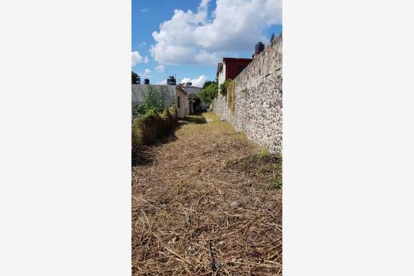 Foto de terreno habitacional en venta en jupiter 343, centro, cuautla, morelos, 6130019 No. 03