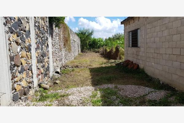 Foto de terreno habitacional en venta en jupiter 343, centro, cuautla, morelos, 6130019 No. 06
