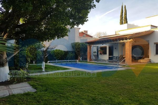 Foto de casa en venta en  , jurica, querétaro, querétaro, 12269039 No. 01