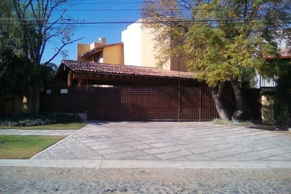 Foto de casa en venta en  , jurica, querétaro, querétaro, 4653512 No. 01