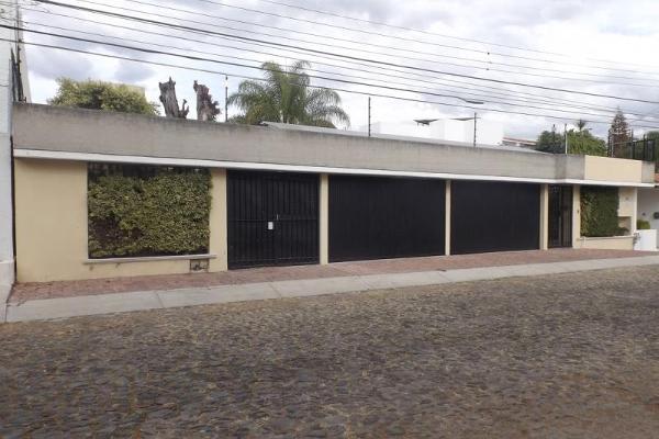 Foto de casa en venta en  , jurica, querétaro, querétaro, 4655065 No. 01