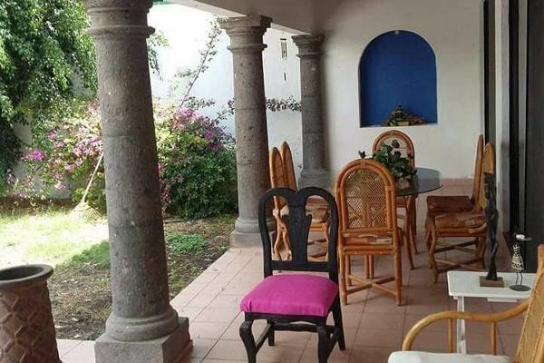 Foto de casa en venta en  , jurica, querétaro, querétaro, 6168662 No. 04