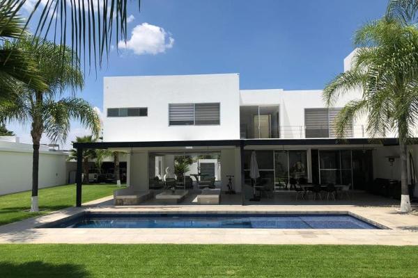 Foto de casa en venta en juriquilla 698, balcones de juriquilla, querétaro, querétaro, 4639442 No. 01