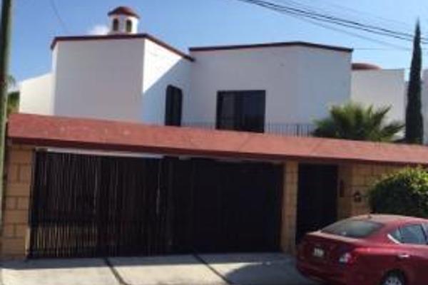 Foto de casa en venta en  , juriquilla privada, querétaro, querétaro, 14020878 No. 01