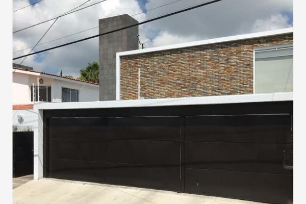 Foto de casa en venta en  , juriquilla privada, querétaro, querétaro, 5697097 No. 01