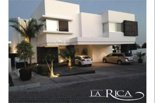 Foto de casa en venta en  , juriquilla, querétaro, querétaro, 14021444 No. 01