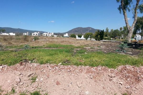 Foto de terreno habitacional en venta en  , juriquilla, querétaro, querétaro, 14034040 No. 04